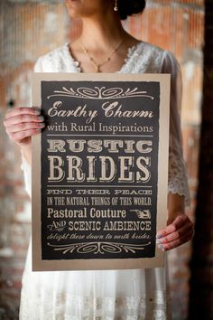 Rustic Bridal Inspiration from our Bridal Inspiration Styled Shoot!