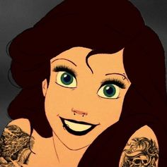 Best Different Ariel ever.