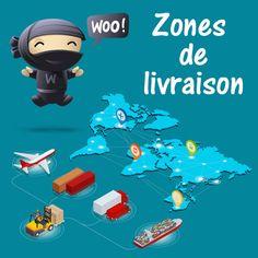 Les zones de livraison de WooCommerce 2.6 - http://www.absoluteweb.net/woocommerce-zones-livraison/