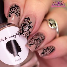 Acrylic Stamping Plates ~ Review | Polish and Paws