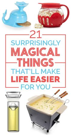21 Surprisingly Magical Things That'll Make Life Easier For You Things To Know, Good Things, Awesome Things, Pillos, Making Life Easier, Take My Money, Cool Gadgets, Amazon Gadgets, Cool Inventions