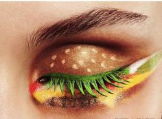 I see you have visions of burgers!  (Via Popsugar)