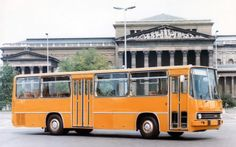 Ikarus 266 '1972–90 Bus Driver, Busses, Commercial Vehicle, Trucks, Public Transport, Cars And Motorcycles, Transportation, Hungary, Vehicles