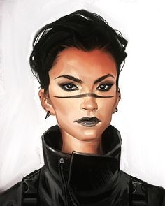 Old Character Designs, Crystal Fae Character Creation, Character Concept, Character Art, Concept Art, Character Ideas, Art Et Design, Cyberpunk Character, Sci Fi Characters, Shadowrun