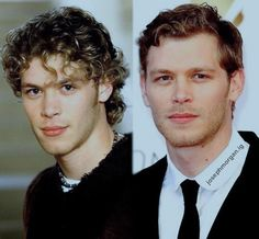 "Gefällt 7,464 Mal, 83 Kommentare - Joseph Morgan - The Originals (@josephmorgan.ig) auf Instagram: "". Then and now Hope you all have an amazing weekend ⚜ ⚜ #josephmorgan #klausmikaelson…"" Vampire Diaries Spin Off, Vampire Diaries Funny, Klaus The Originals, Vampire Diaries The Originals, How To Start Youtube, Damon And Stefan Salvatore, Joseph Morgan, Dexter Morgan, Daniel Gillies"