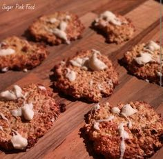Sugar Pink Food: Slimming World Friendly Recipe:- Tasty Toffee Oat ...
