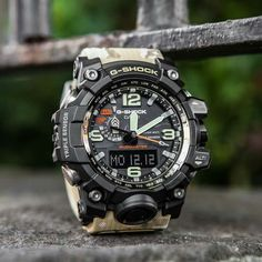 best sports watches for men G Shock Watches Mens, Sport Watches, Cool Watches, Watches For Men, Casio Military Watch, Best Military Watch, Casio G-shock, Casio Watch, G Shock Mudmaster