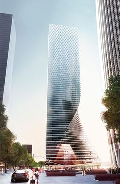 Shenzhen Bay-DELUGAN MEISSL... #Architecture
