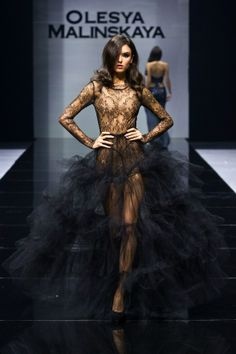 Olesya Malinskaya lingerie gown.  fun for a lingerie party as seen on RHOM.
