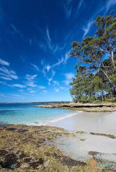 Booderee National Park, Jervis Bay, Australia