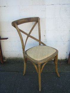 Oak Chair in Weathered Finish - CSW006 | Chairs & Stools Direct