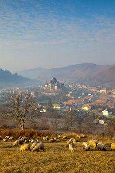 50 Most Beautiful Villages in Europe That You Must Visit: Biertan, Romania