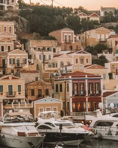 Greece summer Greece, Mansions, House Styles, Summer, Home Decor, Greece Country, Summer Time, Decoration Home, Room Decor