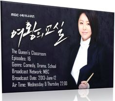 The Queen's Classroom - Watch Full Episodes Free - Korea - TV Shows - Viki