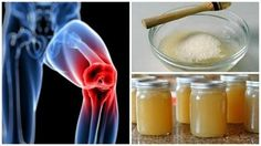 Gelatin for joint pain - remedies — Step To Health — Natural therapies How To Make Gelatin, Peeling, For Your Health, Alternative Medicine, Health And Nutrition, Home Remedies, Food Videos, Jelly, The Cure