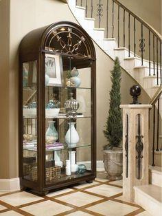 new! drexel heritage covina china cabinet | furniture | pinterest