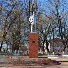 #Сухиничи #Калужскаяобласть #Ленин