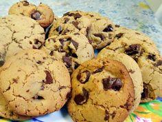 O Cookie Americano Perfeito é maravilhoso, fácil de fazer e é perfeito para o seu café. Experimente! Veja Também: Biscoitos Amanteigados de Leite Ninho Vej