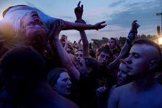 20th Przystanek Woodstock 2014 in Kostrzyn  - the biggest music festival in Europe (over 750.000 people attended)