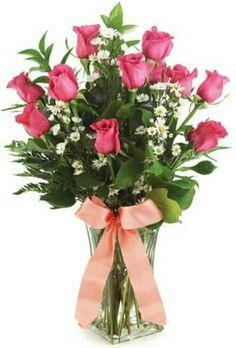 Valentine Flower Arrangements, Valentines Flowers, Unusual Flowers, Beautiful Flowers, Silk Arrangements, Flower Patch, Flower Vases, Flower Decorations, Flower Designs