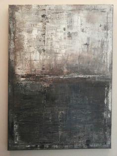 Amnesia N.2 - acrylic on canvas - 50x70 cm by Saso Pippia