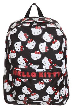 6e24117cf Backpacks | Pimp Your Pack | School Stuff Hello Kitty Backpacks, Hello Kitty  Purse,