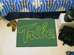 College of William & Mary Starter Rug