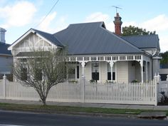 A Large Queen Anne Style Villa - Essendon   Flickr - Photo Sharing!