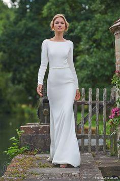 Stephanie Allin Couture 2016 Wedding Dresses — Love Letters Bridal Collection