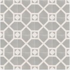 "Moroccan Mosaic Amoud 8"" x 8"" Handmade Cement Tile"