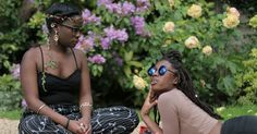 The British series about two best friends is an unfettered look at black friendship.