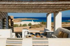 Koufonisia villa for rent