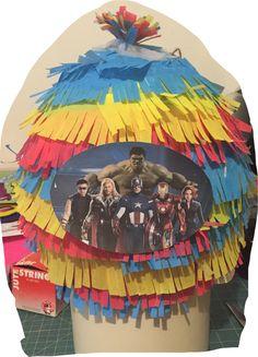 Avengers piñata