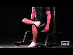 The Single Leg BW Squat Progression, Day 4 - Single Leg BW Squat