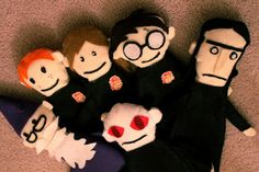 i loveee the harry potter puppet pals!
