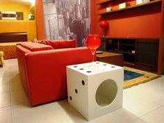 Aguna vez te has plateado tener la casita de tu mascota integrada en tu salón. DADO. www.nuukhome.com