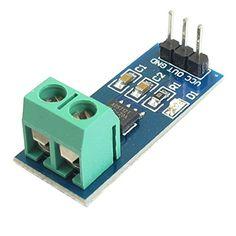 ACS712 Current Sensor Module Detector 20 Amps Amperage Ra...