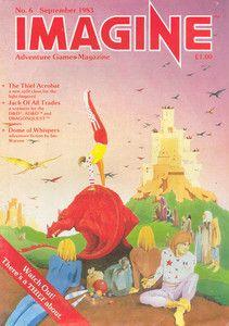 Imagine Magazine - Google Search