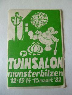Tuinsalon 1982