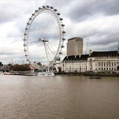 #LondonEye #London #DiscoverLondon #ISAEurope #ISAabroad #Thames by london_cultural
