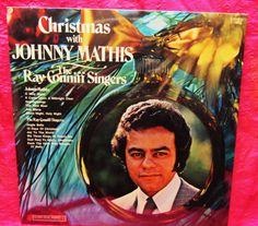 Amazing  Christmas With Johnny Mathis Ray Conniff by oldmagicchest