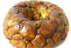 Skinny Apple Cinnamon Monkey Bread