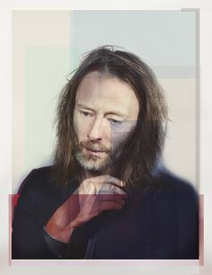 ThomYorke - #Radiohead - 2015 - By Nadav Kander for Telerama