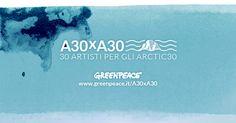 30 Artisti per gli Arctic30 greenpeace.org