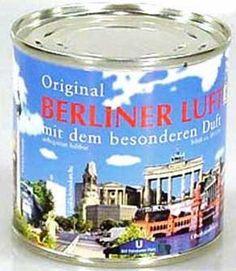 Berliner Luft in der Dose