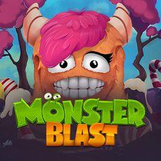 Play Monster Blast now only on 18bet.com Online Casino Games, Casino Bonus, Table Games, Play, Logo, Board Games, Logos, Tabletop Games, Environmental Print