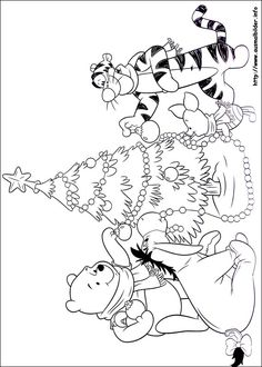 Christmas with Winnie the Pooh