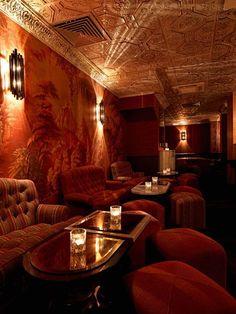 The Beef Club Ballroom, Paris, France Bar Speakeasy, Prohibition Bar, Lounges, Resto Paris, Paris Bars, Design Bar Restaurant, Restaurant Chic Paris, Jazz Bar, Red Rooms