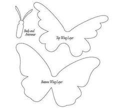 Как и из чего можно сделать бабочку своими руками?