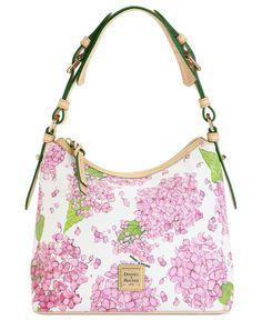 Dooney & Bourke Handbag, Flower Lucy Shoulder Bag - Dooney & Bourke - Handbags & Accessories - Macy's